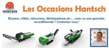 Logo Hantsch, occasion et machines Komptech Détourées